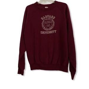 Vintage Harvard University crewneck sweatshirt